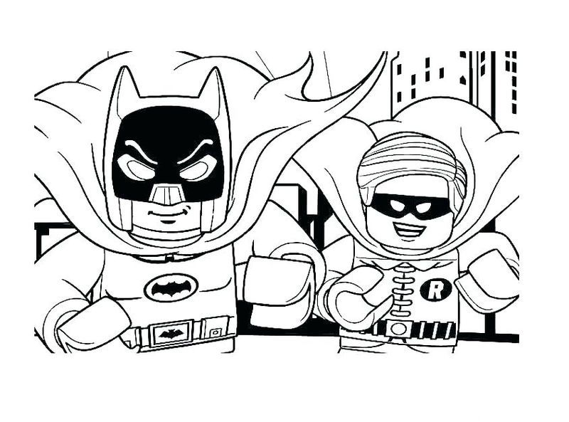 Lego Superhero Coloring Pages Batman And Robin Superhero Coloring Marvel Coloring Superhero Coloring Pages