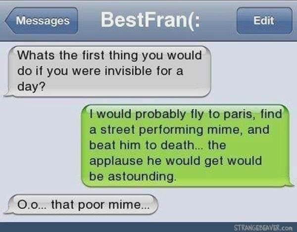 Strange Text Messages 12-5 #funnytextmessages funny text message fail #TextThing...