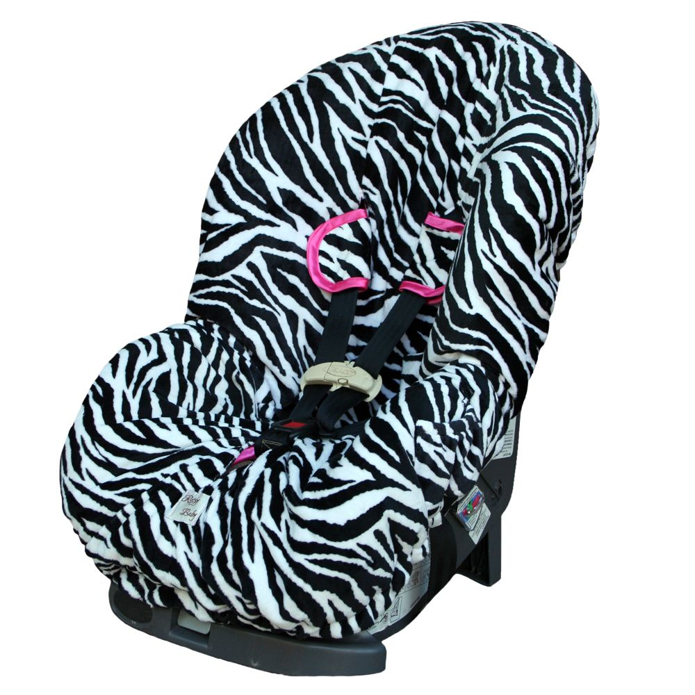 toddler carseat covers zebra toddler car seat cover 16304