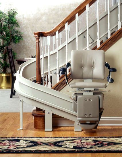 Stair Lifts May Work Well For Some But They Do Have Their Downsides If An Individual Uses A Wheelchair Or A Walker Home Stairs Design Stair Lift Elderly Home