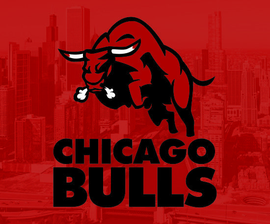 Chicago Bulls Redesign by Jordan Musall
