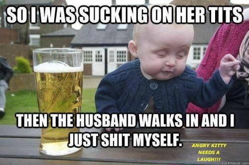 Pin by miriam vazquez on HAHA :D | Funny babies, Drunk baby