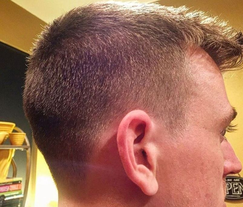 Taper Vs Fade Haircut Which Is Best For You Tapered Haircut Short Hair Styles Mens Hairstyles Short