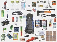 "A bug-out bag is an emergency kit outfitted with items that are essential to survive for up to seventy-two hours after evacuating, or ""bugging-out"" from a manmade or natural disaster. If you possess neither the time or know-how to curate your own bug-out bag, then consider the Bug-Out Bag 4.0 as a viable solution for...Read More"