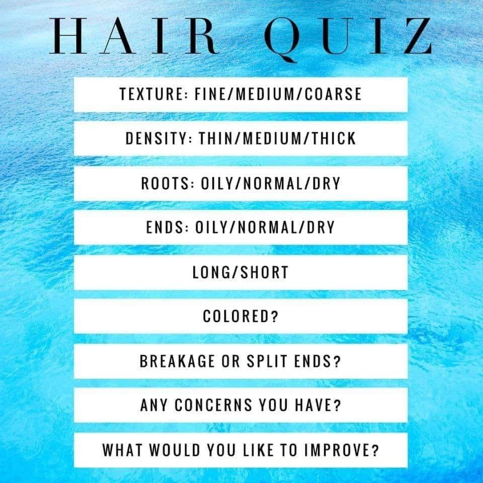 Hair Quiz Monat Hair Hair Quiz Monat