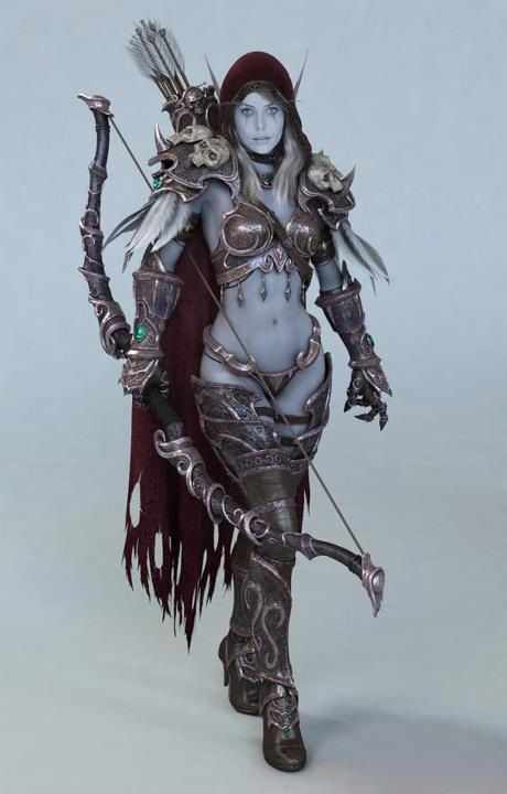 Banshee Queen, Lady Sylvanas Windrunner