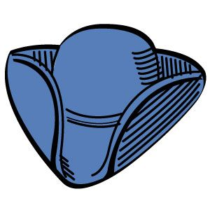 tricorn hat clip art from the revolutionary war http andynortnik rh pinterest co uk revolutionary war cannon clipart revolutionary war clipart for kids