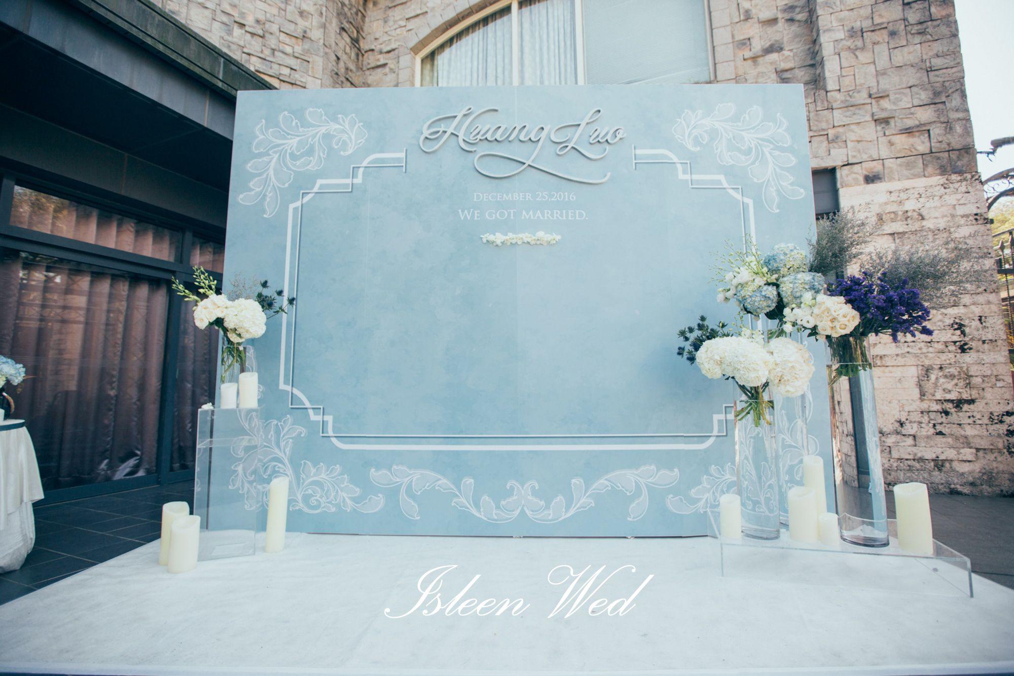 Wedding decoration designs  愛絲琳創意婚禮 一站式完美婚禮 isleenwed isleenwed Floral design