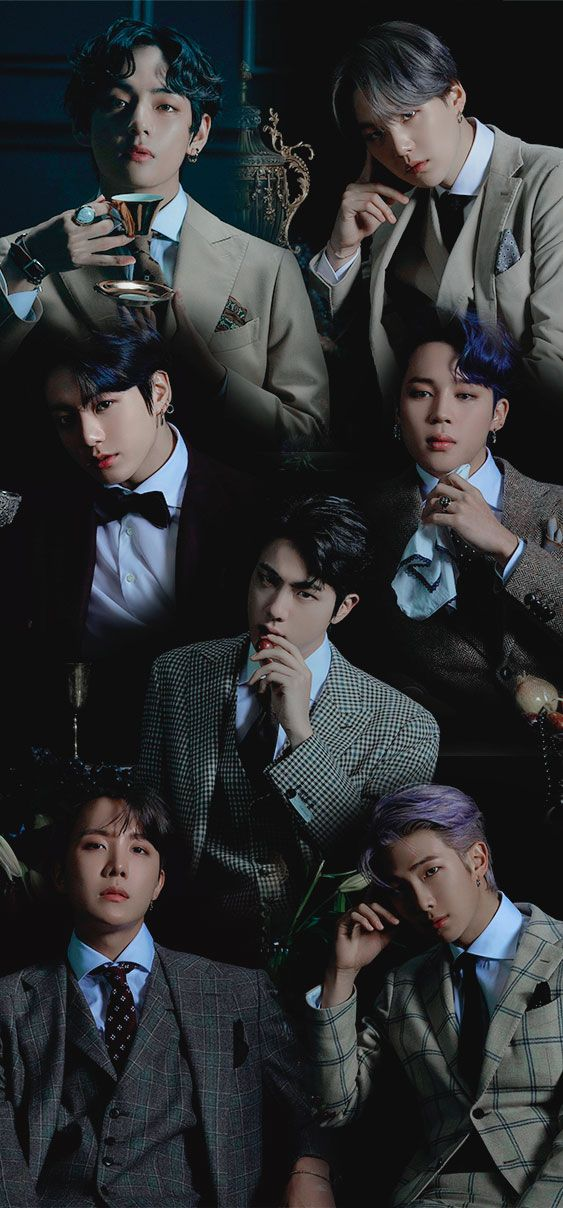 #BTS #방탄소년단 #MAP_OF_THE_SOUL_7 Concept Photo version 3 cr:pjm13