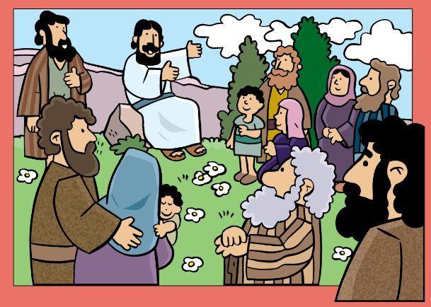EL SERMON DEL MONTE: LAS BIENAVENTURANZAS ( Mateo 5: 1-12) El ...