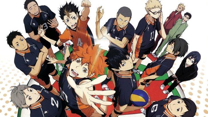 Haikyuu Karasuno Volleyball Team Haikyuu Anime Haikyuu Fanart Haikyuu