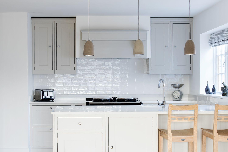Classic Painted Shaker Kitchen Dartmouth | Condo kitchen | Pinterest ...