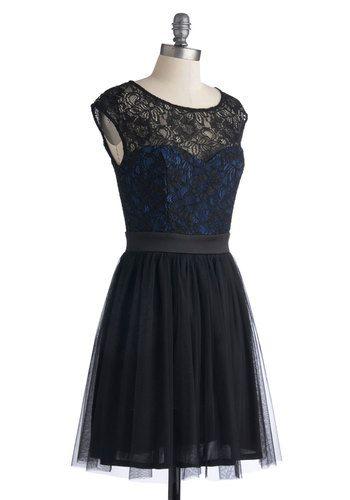 How Intriguing Dress | Mod Retro Vintage Dresses | ModCloth.com
