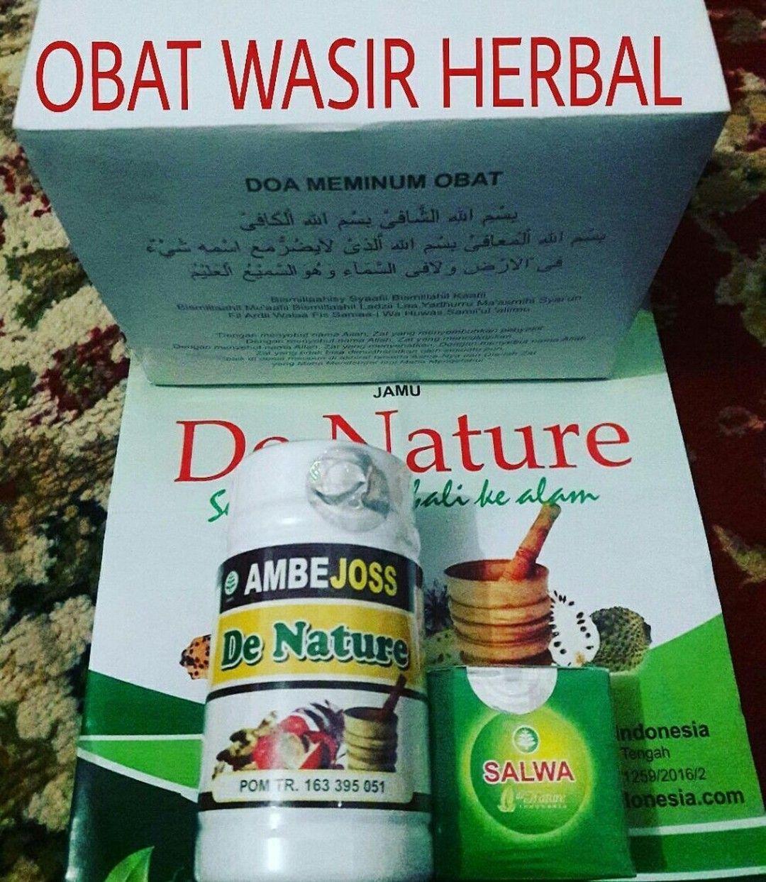 Obat Herbal Untuk Wasir Atau Ambeyen Hati Produk Palsu Manjur Ambeien De Nature