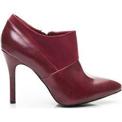 Buty Na Obcasie Na Jesien 2015 Trendy W Modzie Shoes Boots Ankle Boot