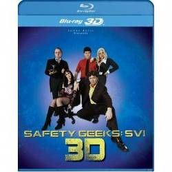 "SAFETY GEEKS RELEASED IN BLU-RAY 3D  Safety Geeks: SVI 3D is available in Blu-ray 3D format from May 15, 2012. Produced by David Beeler and Tom Konkle, the disc is 58 minutes long and is coded ""all regions"""