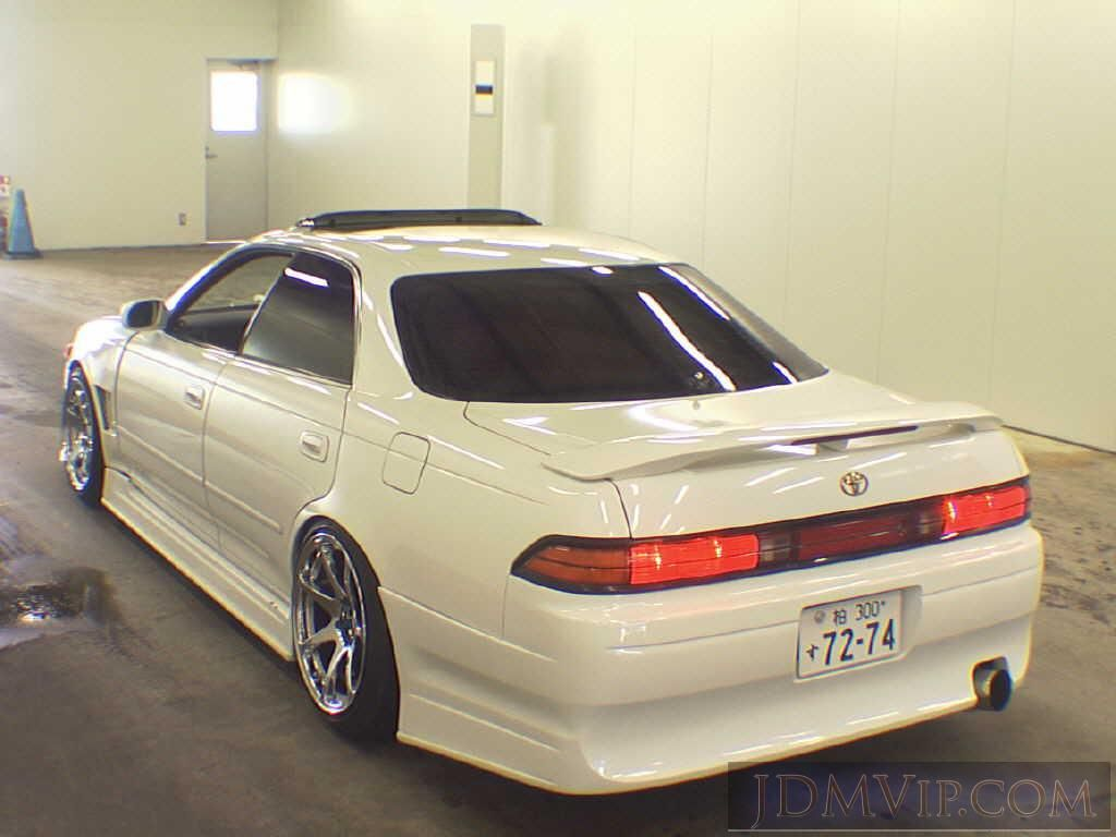 TRD Bodykit On JZX100 | Toyota Chaser | Pinterest | Toyota, Cars And Dream  Cars
