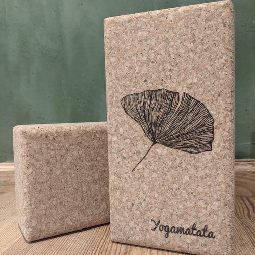 La super brique de yoga en liège écologique - Yogamatata