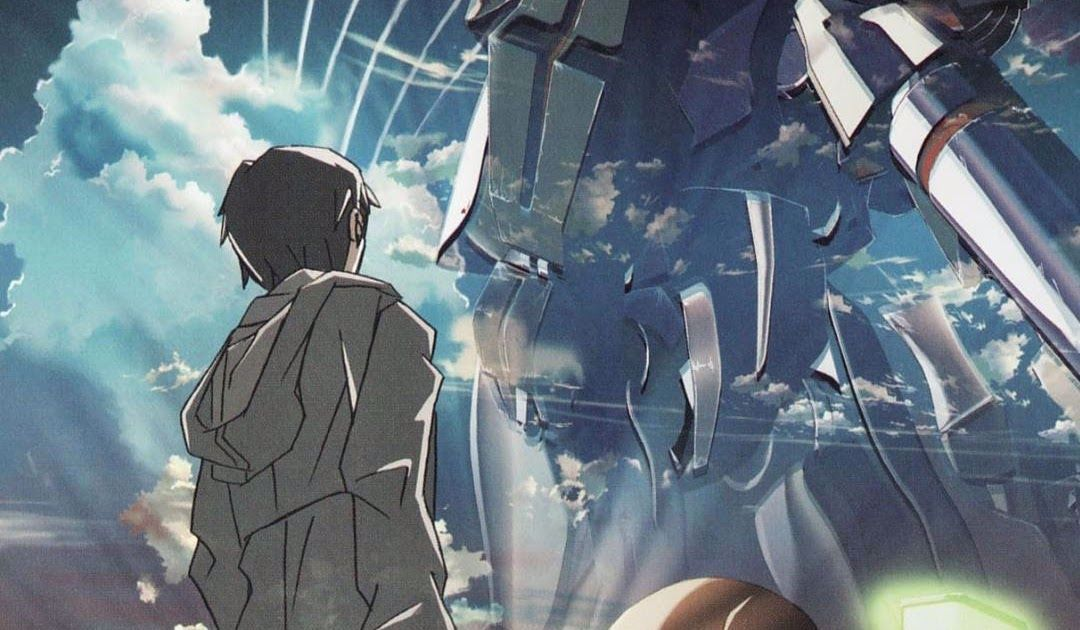 Voices From A Distant Star in 2020 (With images) Anime