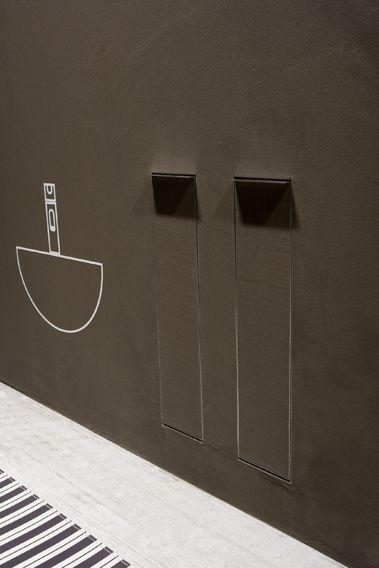 Accessori Bagno A Scomparsa.Bathroom Accessories Hidden In The Wall Sesamo By Antoniolupi Bagno Per Ragazze Accessori Per Bagno Accessori Da Bagno