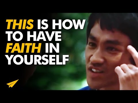 3956 Bruce Lee S Top 10 Rules For Success Youtube Bruce Lee Have Faith In Yourself Wise Words Quotes