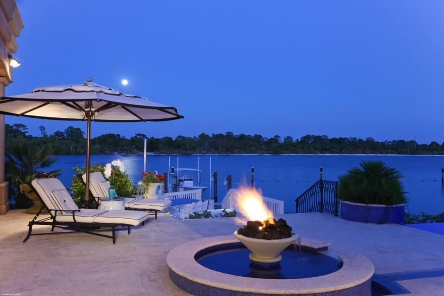 Admiral's Cove - Jupiter Florida Luxury Waterfront Home