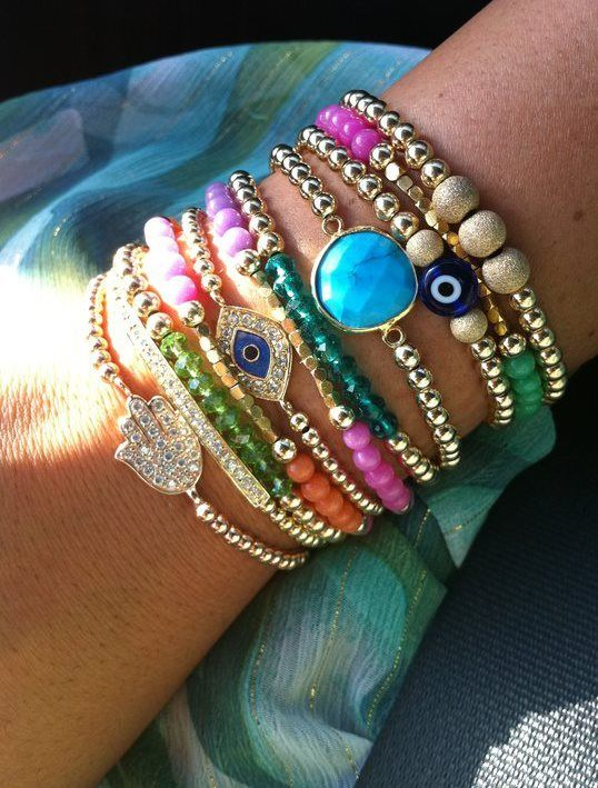 Gorgeous Arm Candy