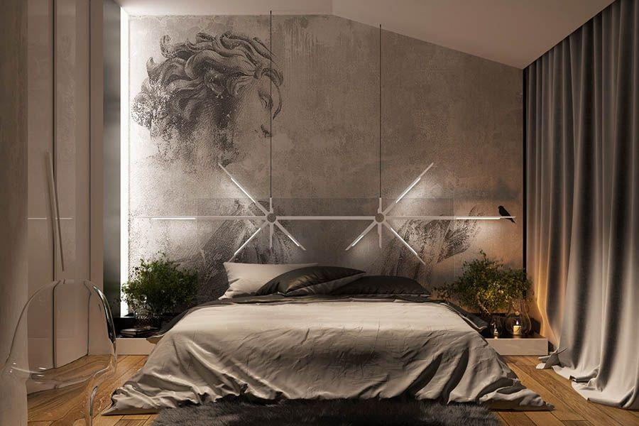 تصاميم غرف النوم المودرن أحدث تصميمات غرف النوم ديكورات غرف النوم ديكور غرف نوم مودرن غرف الن Modern Bedroom Design Luxurious Bedrooms Bedroom Lighting Design