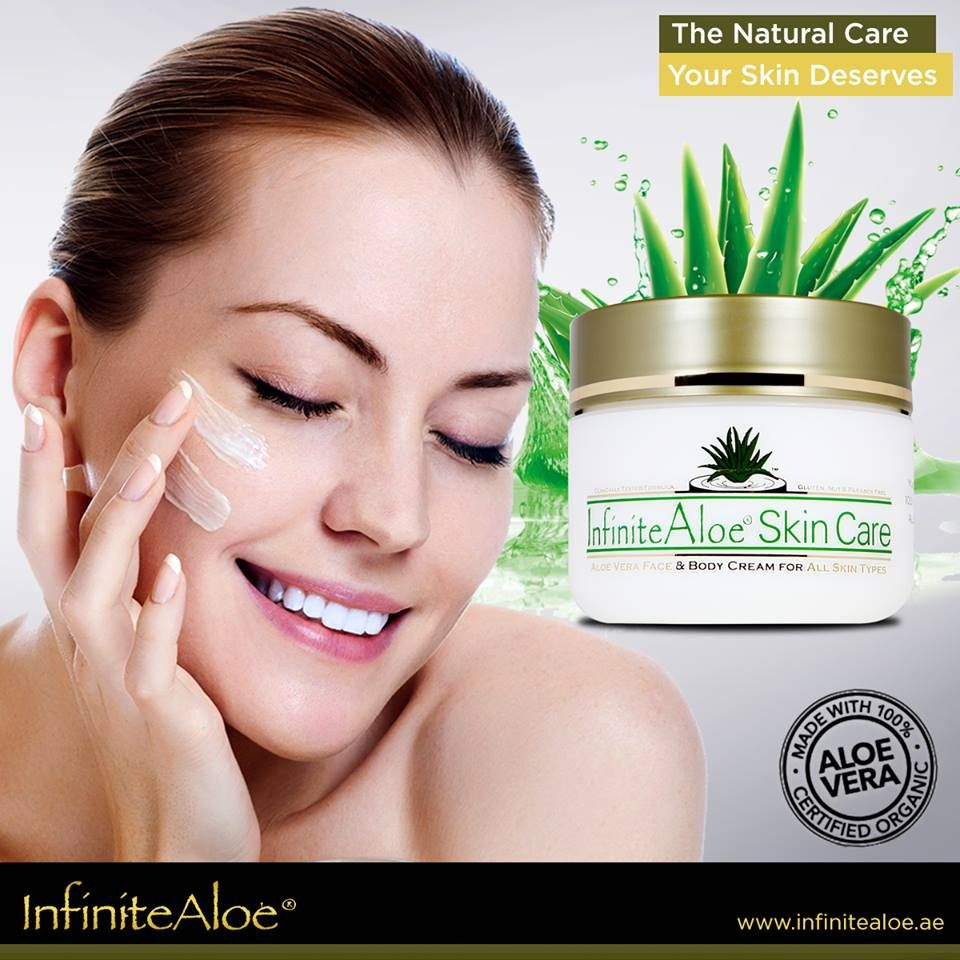 It S In Our Name Yes Infinite Aloe Provides You With The Natural Care That Your Skin Needs Our Products Include All The Incredib Natural Care Skin Care Aloe