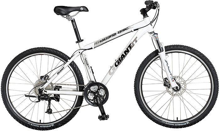Iguana Giant Mountain Bike