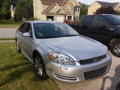 2011 Chevrolet Impala - Dacula, GA #6945629423 Oncedriven
