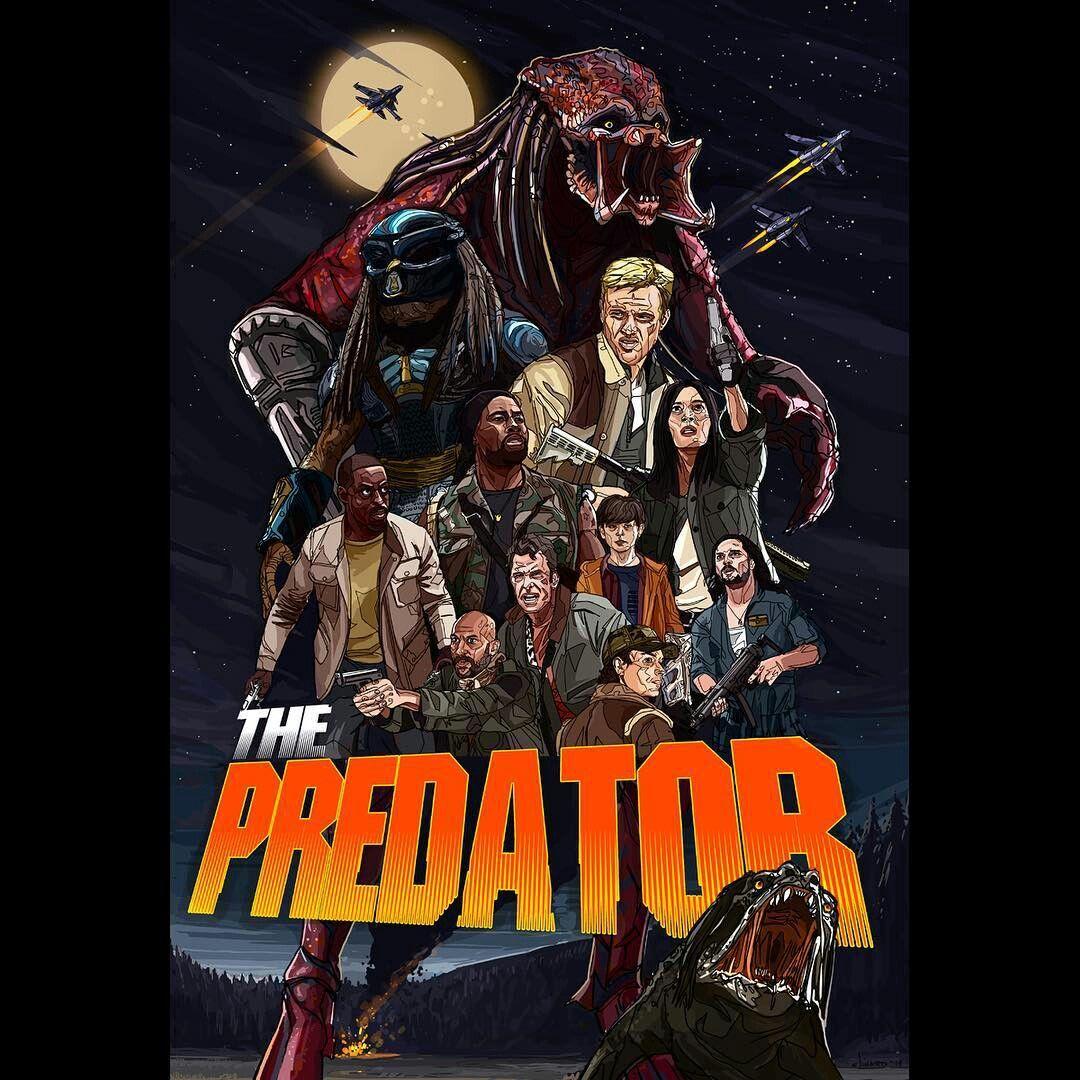 Pin by The Slasher on Predator Predator art, Predator