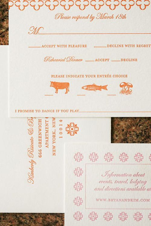 RVSP idea Dream Wedding Pinterest Wedding - best of sample letter declining invitation to event