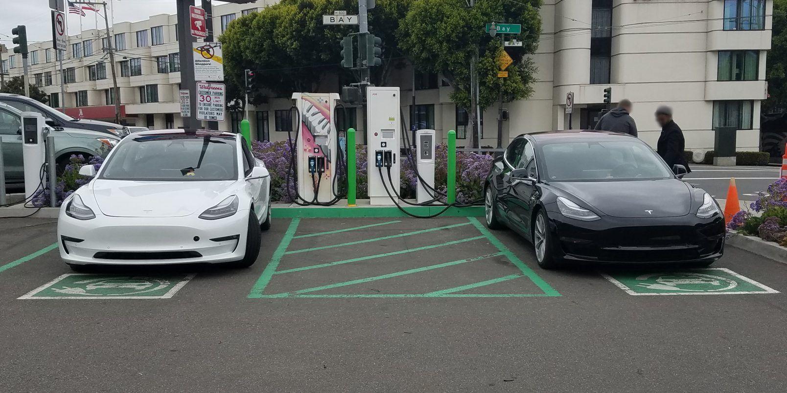 Tesla S Models Electric Cars Color Wars Future