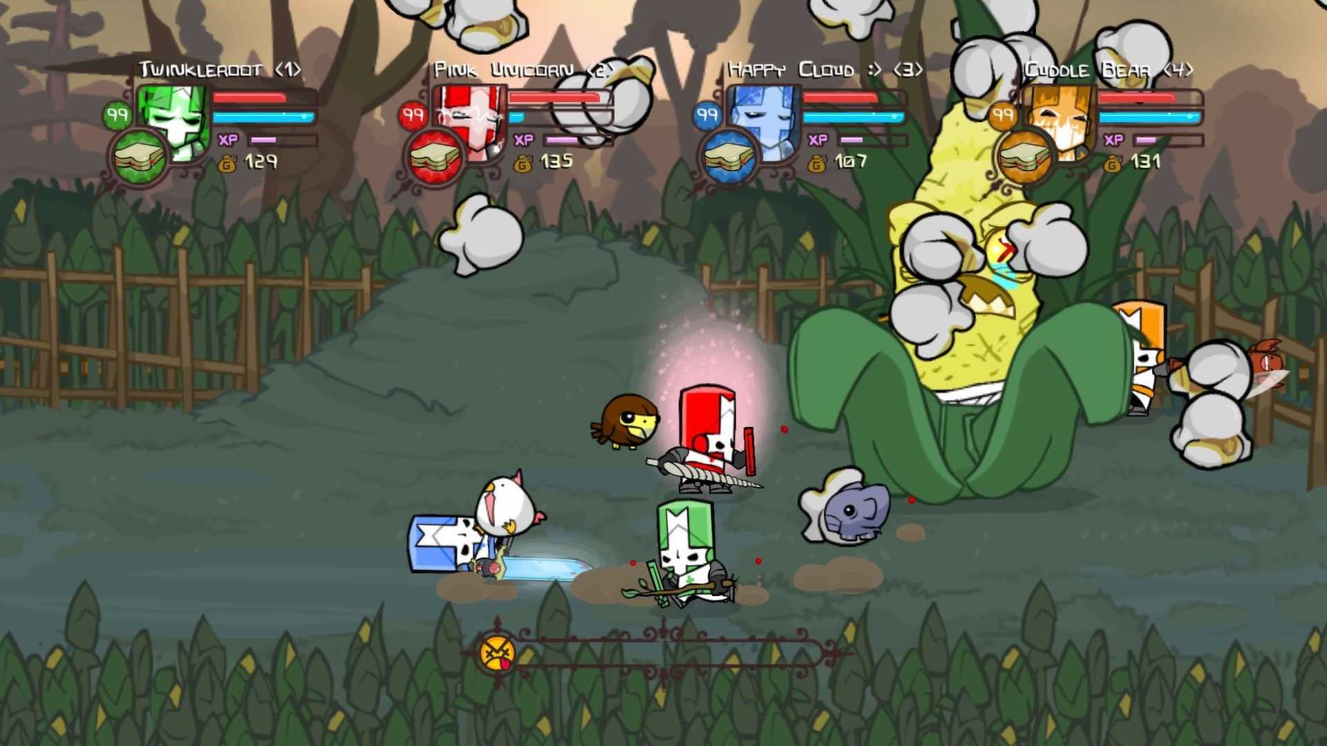 Castle Crashers Indie Game Castle Crashers Game Level Design Game Reviews