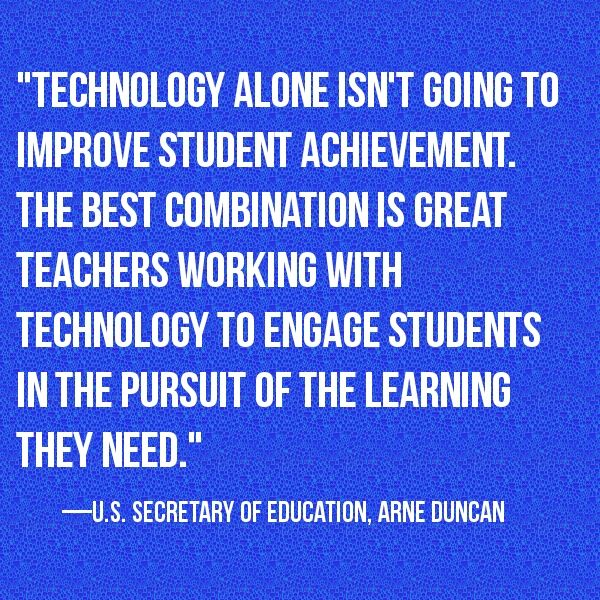 What Do You Think Of This Edtech Quote Education Quotes