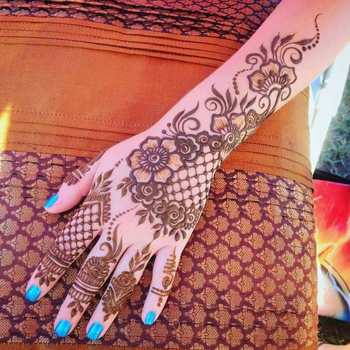 Free Download Full Hd Latest Beautiful Arabic Mehndi Designs