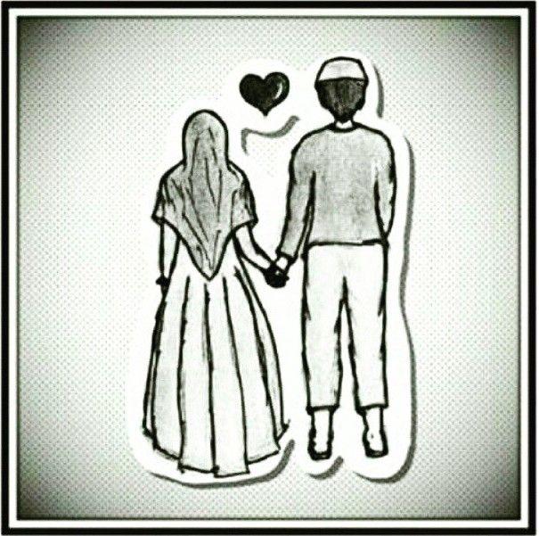 Islamic Quotes Anime Couples Halal Couple