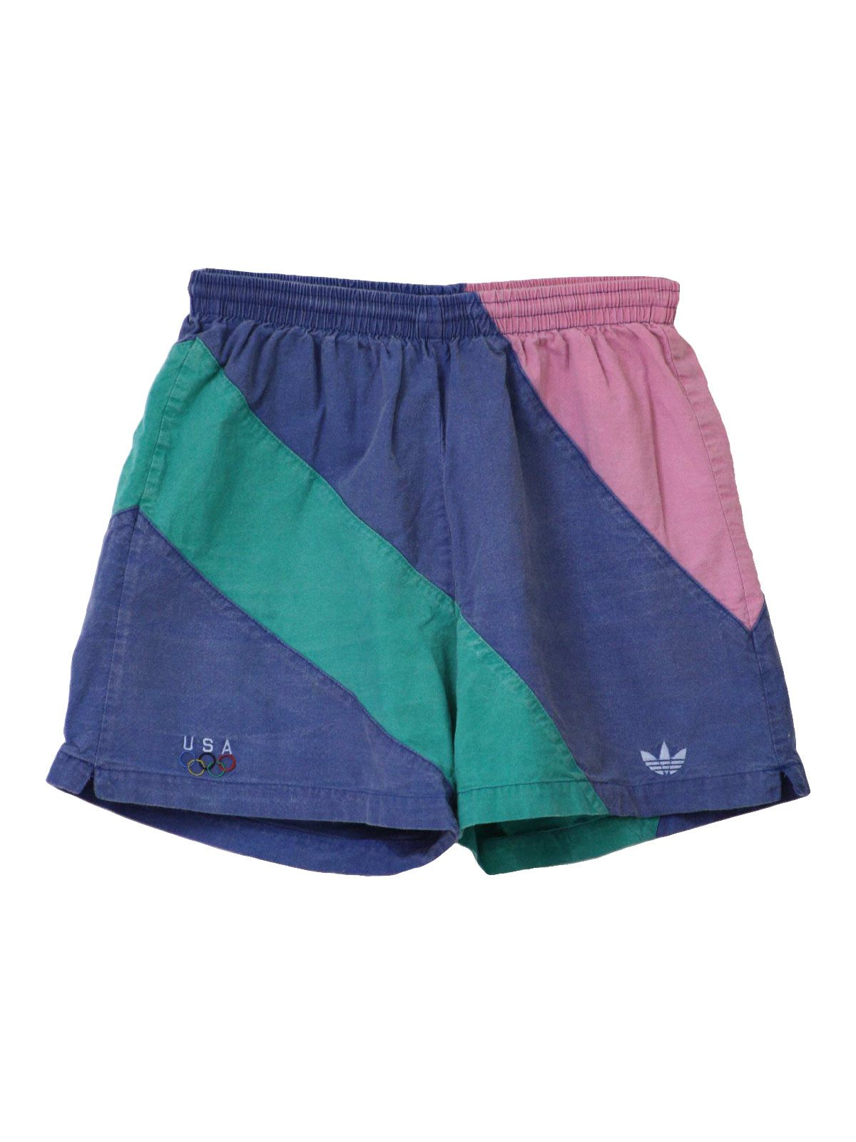 d898ac9533a96d 1980 s Adidas Mens Totally 80s Shorts in 2019
