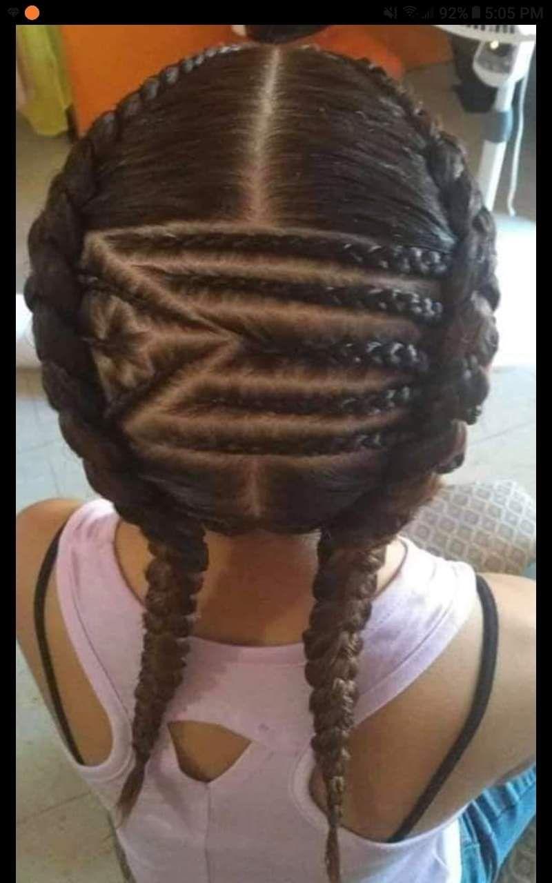 Puerto Rican Braided Hairstyles