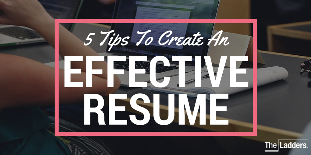 your resume structure matters  so follow these tips