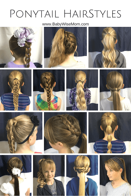 Over 70 Beautiful And Easy Hairstyles For Girls Babywise Mom Girls Hairstyles Easy Ponytail Hairstyles Little Girl Hairstyles