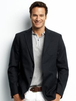 1f33eac336e Image result for can you wear a polo under a blazer | Hubby Work ...