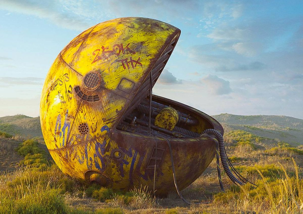 Pop Culture Post Apocalyptic by Filip Hodas