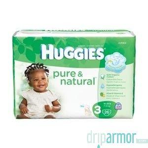 Kimberly Clark 50673 Diapers, Jumbo Pack, Size 3, 26