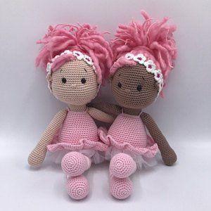 amigurumi crochet doll tammy the little ballerina pdf. Black Bedroom Furniture Sets. Home Design Ideas
