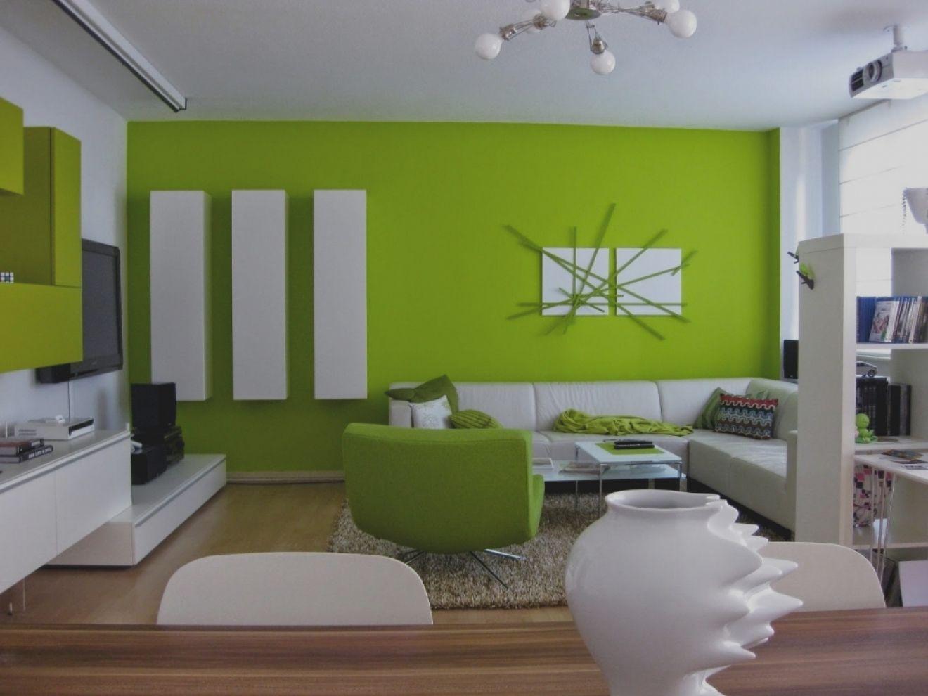 dekoration wohnzimmer grün | Wohnzimmer-grün, Dekoration wohnzimmer ...