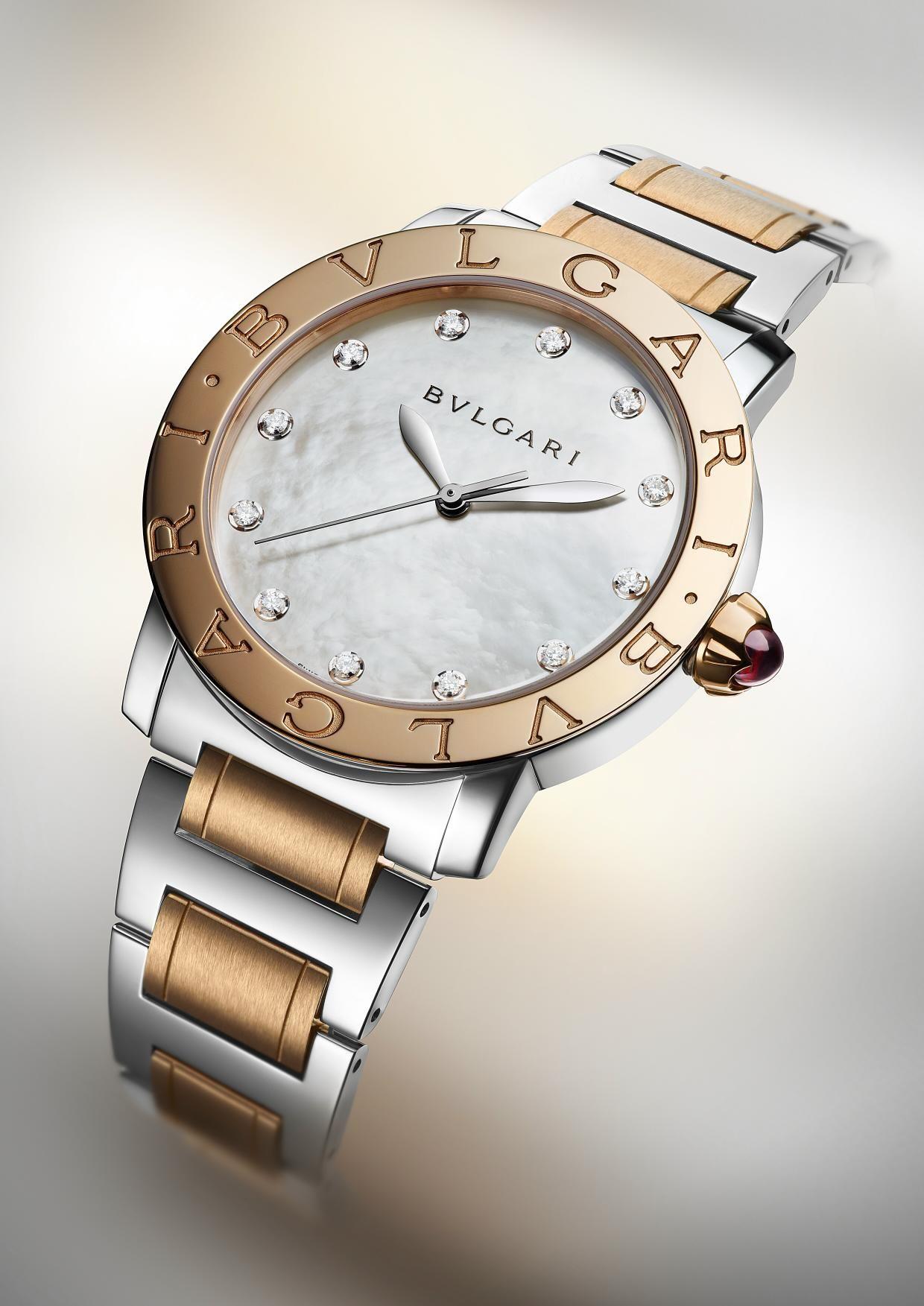 84b35c2c200 TimeZone   Industry News » N E W M o d e l – Bvlgari Bvlgari Relojes  Bonitos