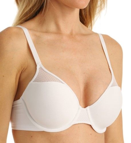 5f02911a44570 Vanity Fair 75355 Cooling Touch Underwire Bra (Star White 36C ...