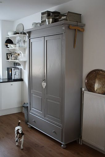 kast in grijze tint kasten pinterest armoires cupboard and